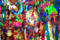 Psychedelic Colorful Art Abstr...