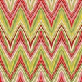 Psychedelic linear zigzag pattern Royalty Free Stock Photography