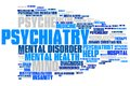 Psychiatry Royalty Free Stock Photo