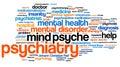 Psychiatry Royalty Free Stock Photo