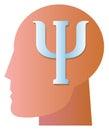 Psychiatry Symbol Royalty Free Stock Photo