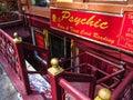 Psychic Reader Royalty Free Stock Photo