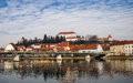 Ptuj town, Slovenia, central Europe Royalty Free Stock Photo