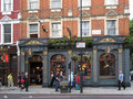 Pub de Londres Photographie stock
