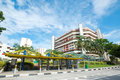 Public housing in Singapore Royalty Free Stock Photography