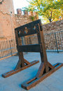 Public pillory Royalty Free Stock Images