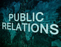Public Relations Royalty Free Stock Photo