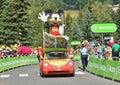 Publicity Caravan, Tour de France 2017