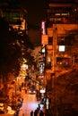 Puby i restauracje w new delhi Zdjęcie Royalty Free