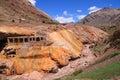 Puente del Inca Royalty Free Stock Photos