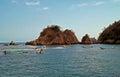Puerto Angel, Mexico Royalty Free Stock Photo
