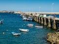 Puerto deportivo de sagres algarve portugal Fotografía de archivo