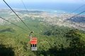 Puerto Plata Cable Car Royalty Free Stock Photo