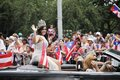 Puerto Rican Day Parade Royalty Free Stock Photos