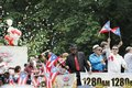 Puerto Rican Day Parade Royalty Free Stock Photo