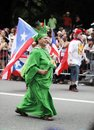 Puerto Rican Day Parade Stock Images