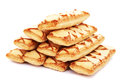 Puff pastry Stock Photography