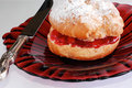 Puffed pastry Stock Images