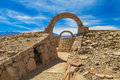 Pukara de Quitor fortress Royalty Free Stock Photo