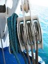 Pulley Royalty Free Stock Photo