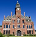 Pullman Clock Tower and Administration Building Royalty Free Stock Photo