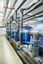 Pumping Station Royalty Free Stock Photo