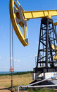 Pumpjack Stock Foto