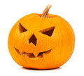Pumpkin for halloween for your design Stock Images