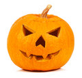 Pumpkin for halloween for your design Stock Image
