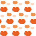 Pumpkin orange vegetable vector illustration Royalty Free Stock Photos