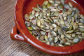 Pumpkin seed Royalty Free Stock Photography