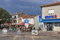 Punat, Croatia. Stock Photography