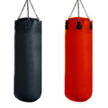 Punching bag Royalty Free Stock Photography