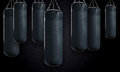Punching bag Stock Photos