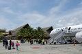 Punta Cana Airport Royalty Free Stock Photo