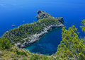 Punta de Sa Foradada, Majorca Stock Photo
