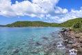 Punta Soldado Beach, Isla Cule...