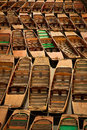 Punts in Oxford. Royalty Free Stock Photo