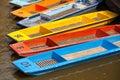 Punts. Oxford, UK Royalty Free Stock Photo