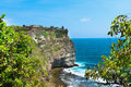 Pura Luhur Uluwatu, Bali, Indonesia Royalty Free Stock Photography