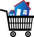 Purchase home Royalty Free Stock Photo