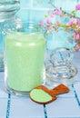 Pure Herbal Bath Crystals Or Bathsalts