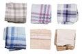 Pure men`s handkerchief Royalty Free Stock Photo