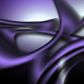 Purple abstract background curve lines on a dark surface Royalty Free Stock Photo