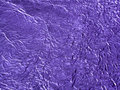 Purple aluminum foil Royalty Free Stock Images