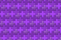 Purple Background with Cross Pattern Stock Photography