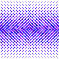 Purple and blue square pattern background design Royalty Free Stock Photo