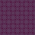 Purple brown colors flower pattern design korean traditional series Stock Photos