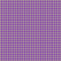 Purple checkered background and green abstract Stock Image