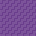 Purple colors geometric pattern design original and symbol series Royalty Free Stock Image